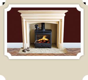 Natural Stone Fireplaces Harrogate